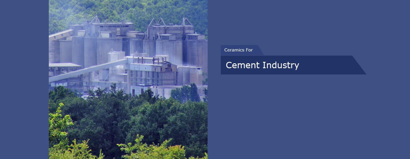 Engineering Ceramics for Cement Industry in India